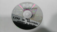 RBD REBELDE CD LIVE IN HOLLYWOOD SOLO EL CD SIN CAJA