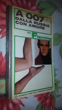 JAMES BOND- A 007 DALLA RUSSIA CON AMORE - 1967 GARZANTI - IAN FLEMING - N07