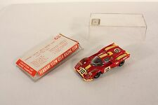 Safir FERRARI 512 m cancellata Racing Team, Made in France, rare, Mint in Box #ab676