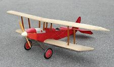 """Golden Oldie"" 56  inch wing  RC Sport Biplane Model AIrplane Printed Plans"