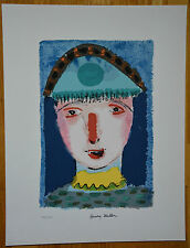 """Henry Miller  Centennial Collection """"Antoine"""" S/N Serigraph on Paper with a COA"""