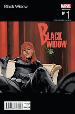 Black Widow #1 Variant Covers Lot of 5 Wada Young Noto Fig + Reg Marvel 2016