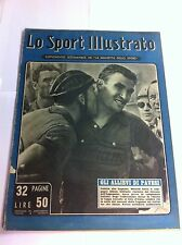LO SPORT ILLUSTRATO - SUPPLEMENTO GAZZETTA DELLO SPORT - ANNO 41 N.32