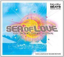 SEA OF LOVE 09 =big city beats= Kruse/Broombeck/Tiefschwarz...= groovesDELUXE !!