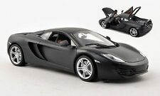 1:18 MINICHAMPS - McLaren MP4-12C 2011 Matt Grey - Limitiert 750 Stück