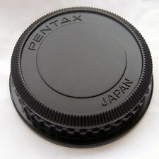 1 x Rear Lens Caps Cover Plastic Round For Pentax PK 18-55mm 55-300m 40mm