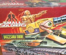 Sealed! 1998 SMALL SOLDIERS, BUZZSAW TANK with OCULA FIGURE KENNER/DREAMWORKS