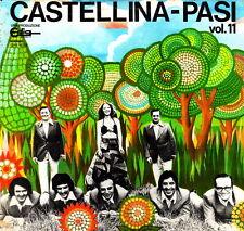 """CASTELLINA-PASI - Vol. 11 1975 (Vinile=NM) LP 12"""""""