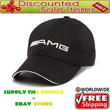 New AMG Mercedes Benz Cap Hat Baseball Snapback Vintage Sport Outdoor Mens Style