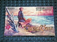 RARE! NEW GBA Tactics Ogre GAIDEN The Knight of Lodis Game Boy Advance JAPAN F/S