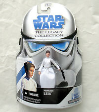 Star Wars Leia Medical Bay Legacy action figure BD41 with Build a Doird U-3PO