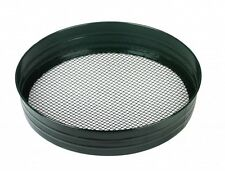 Heavy Duty Garden 1/4-inch 6mm Riddle Riddler / Soil Compost Sieve / Seed Tray