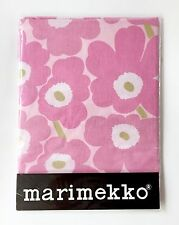 "NIP MARIMEKKO Pink Poppy UNIKKO Pillow Case Square 45"" x 40cm Zippered VHTF"