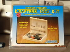 NEW - MIDWEST 14 PIECE CRAFTER TOOL KIT #1138