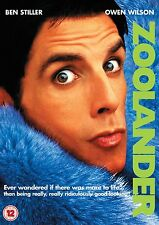ZOOLANDER ( BEN STILLER )      BRAND NEW SEALED GENUINE UK DVD