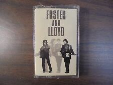 "NEW SEALED ""Foster and Lloyd""   (G)"