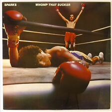 """12"""" LP - Sparks - Whomp That Sucker - B2001 - washed & cleaned"""