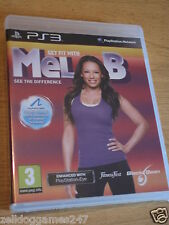 Get Fit With Mel B (ps3) Nuevo Y Sellado