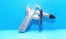 Metal Pistol Grip Air Duster Blow Gun Rubber Tip Balloon Filler Inflator 1/4 FPT