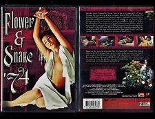 Flower & Snake 74 (Brand New DVD, 2007) - Rare, Out Of Print