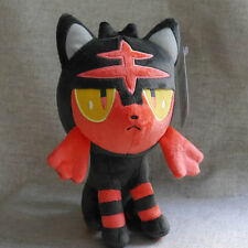 "NEW POKEMON POKEMON Litten 8"" STUFFED PLUSH TOY"