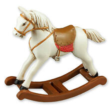 Dollhouse Miniature Toy Rocking Horse Nursery Baby's Room