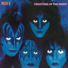 KISS Creatures Of The Night CD BRAND NEW Remastered