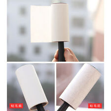 New Creative Sheet Pet Hair Dust Remover Clothes Cleaning Sticky Lint Roller