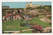 Model Village, Great Yarmouth 1968 Postcard, B353