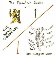 Hound Chronicles/Hot Garden Stomp by The Mountain Goats (2 CD, 2012, Shrimper)