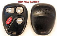 Saturn OEM Ion Remote keyless entry 4 button trunk key fob GM 10357131 N5F250738
