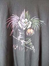 Qwertee Death Note Japanese Manga XXL 3XL Mens T-Shirt Tee Shirt Geek Nerdy