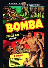 BOMBA THE JUNGLE BOY 1 (3 disc set) -  Region Free DVD - Sealed