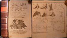 MATEMATICA/CANOVAI/DEL RICCO: MARIE, LEZIONI ELEMENTARI DI MATEMATICA.