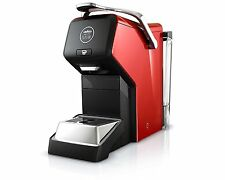 AEG Lavazza A Modo Mio Espria Espresso Pod Coffee Maker Machine-RED LM3100-U