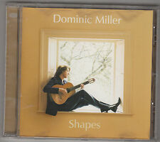 DOMINIC MILLER - shapes CD