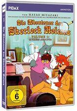 Die Abenteuer des Sherlock Holmes Vol. 1 * DVD 13 Folgen Hayao Miyazaki Pidax