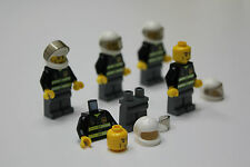 LEGO Minifigure Fireman NEW (X5) from 7213