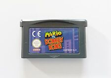 Game / Juego Mario vs. Donkey Kong Nintendo Game Boy Advance (Eur) (GBA)