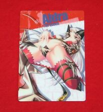 Queen's Blade Collection Anime Trading Card Aldra Kantaka #2