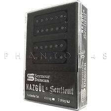 Seymour Duncan Nazgul Bridge & Sentient Neck 6-String Metal Guitar Humbucker Set
