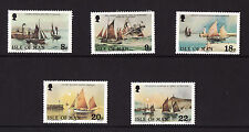 1981 Isle of Man, Fishermen, NH Mint Set of Stamps, SG190-4