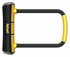 Onguard Bike D U Lock Pitbull Std 8003 Shackle Lock Gold Sold Secure Scooter