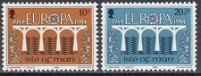 Isle of Man Nr. 261-262** Europa 1984