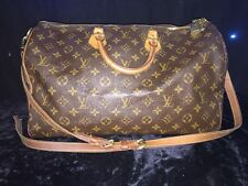 Authentic LOUIS VUITTON Speedy Bandouliere 40 Shoulder Hand Bag Monogram SD1161