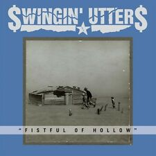 SWINGIN' UTTERS - FISTFUL OF HOLLOW  LP + DOWNLOAD NEU
