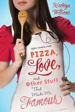 Pizza, Love, and Other Stuff That Made Me Famous (Christy Ottaviano Books)