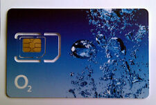 O2 uk pay as you go combi carte sim standard 2G/3G/4G \ micro \ nano 3 en 1