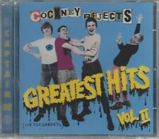 COCKNEY REJECTS - GREATEST HITS VOL 2 - (still sealed cd) - AHOY CD 234