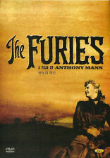 The Furies (1950, Anthony Mann, Barbara Stanwyck) DVD, NEW
